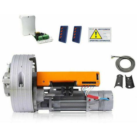 Motori X Serrande Avvolgibili.Kit Motore Per Serrande Avvolgibili Dieffematic 180kg 200 60 Con
