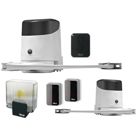 kit motorisation portail battant hoppkce nice. Black Bedroom Furniture Sets. Home Design Ideas