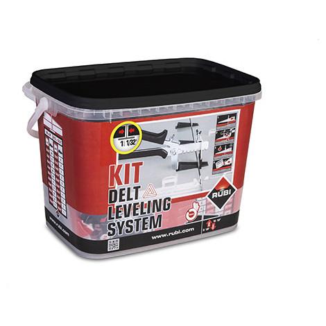 Kit Nivelacion Delta Levelling - RUBI - 3902