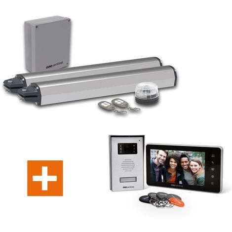 Kit OneGate 1 INTEGRAL, avec VisioKit 7 RFID, Kit OneGate 1 INTEGRAL + VisioKit 7 RFID