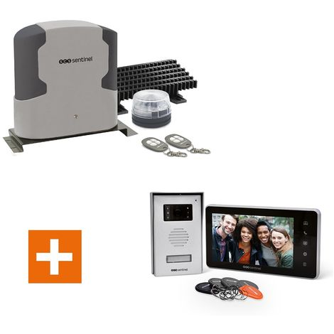 Kit OneGate 3 INTEGRAL, avec VisioKit 7 RFID, Kit OneGate 3 INTEGRAL avec VisioKit 7 RFID