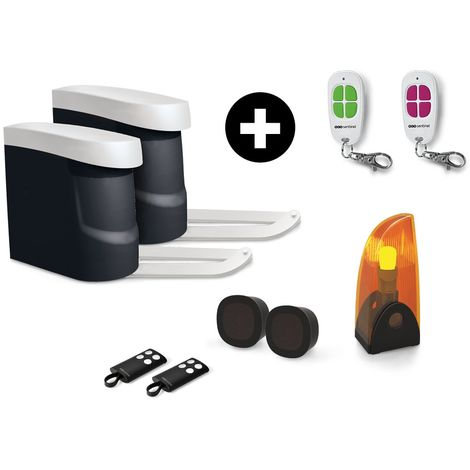Kit OpenGate 2 FAMILY, 4 télécommandes incluses, OPENGATE 2 FAMILY