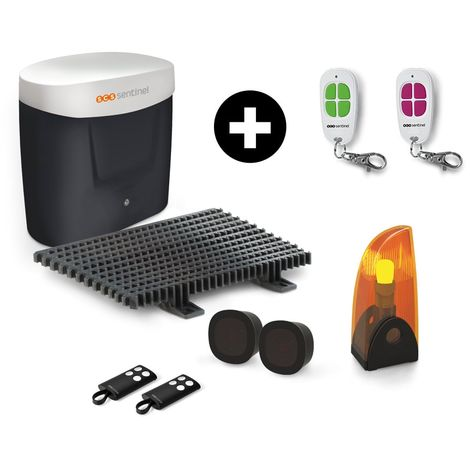 Kit OpenGate 3 FAMILY, 4 télécommandes incluses, OPENGATE 3 FAMILY