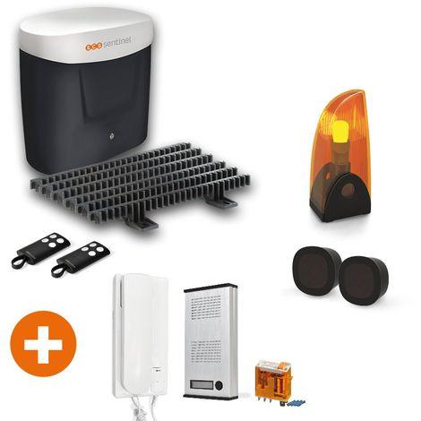 Kit OpenGate 3 Integral, avec interphone AudioKit 32068 + Relais 12V, OPENGATE 3 + 32068 + Relais