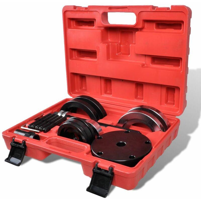 Asupermall - Kit Outil Pose Et Depose Roulement -85 Mm Pour Vw T5 , Touareg