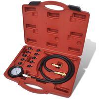 Kit outil testeur moteur et pression d'huile