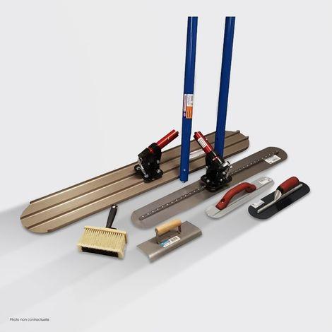 Kit outils béton empreinte - Kit outils empreinte - Harmony Béton