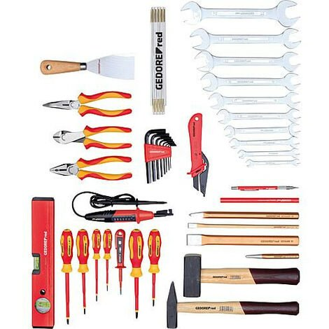 Kit outils GEDORE red electrotechnique 42 pcs