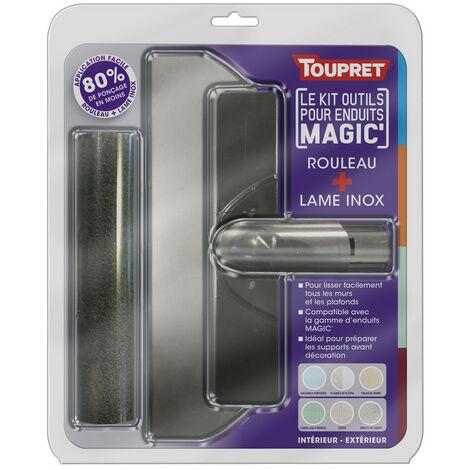 Kit Outils Magic Liss Rouleau+Lame - TOUPRET