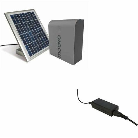 Kit panneau solaire Moovo - KSMKM - Kit solaire + chargeur de batterie