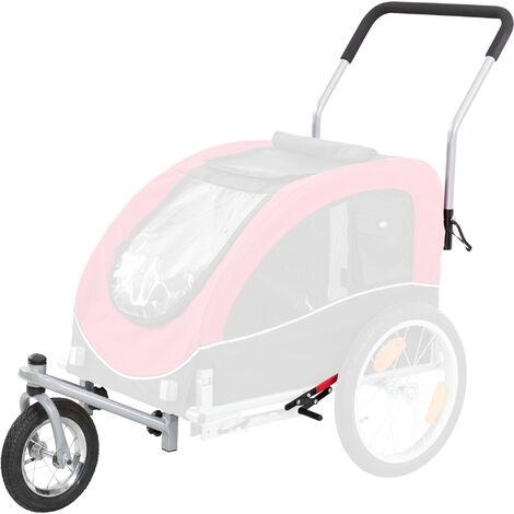 Kit para correr. para el remolque de bicicletas trixie Ref: 12816. perro.