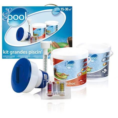 Kit para piscinas