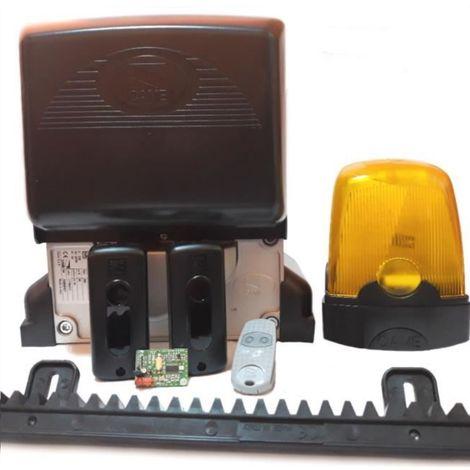 Kit para puertas correderas con una longitud de 4-6 my un peso de hasta 800 kg CAME BX-78 + 5 piezas Came Top 432EE
