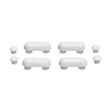 Carrara Matta Paracolpi Sedile Wc Ideal Tesi Pezzi 4 100784