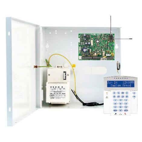Kit Paradox de alarma con Central PCBMG5000 + Teclado K32LCD