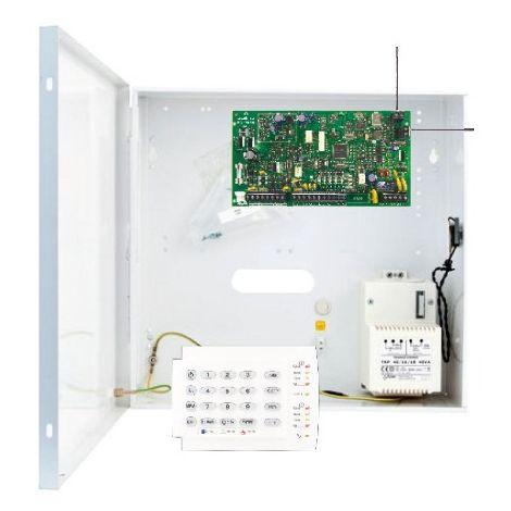 Kit Paradox de alarma con Central PCBMG5050 + Teclado K10H