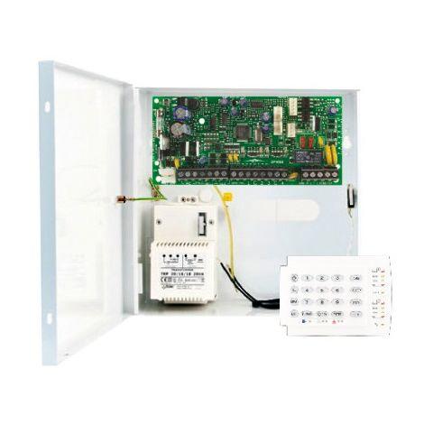Kit Paradox de alarma con Central PCBSP4000 + Teclado K10H