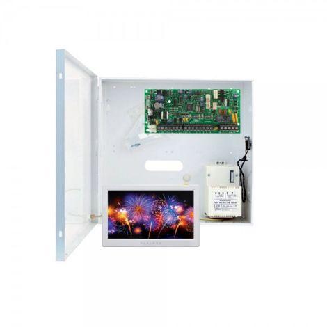 Kit Paradox de alarma con Central PCBSP4000 + Teclado táctil TM70