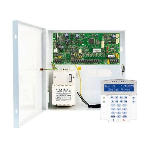 Kit Paradox de alarma con Central PCBSP5500 + Teclado K32LCD