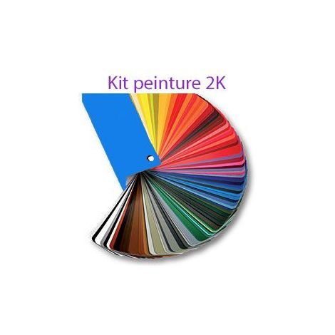 Kit peinture 2K 3l RAL 7016 ANTHRAZITGRAU G7445 /