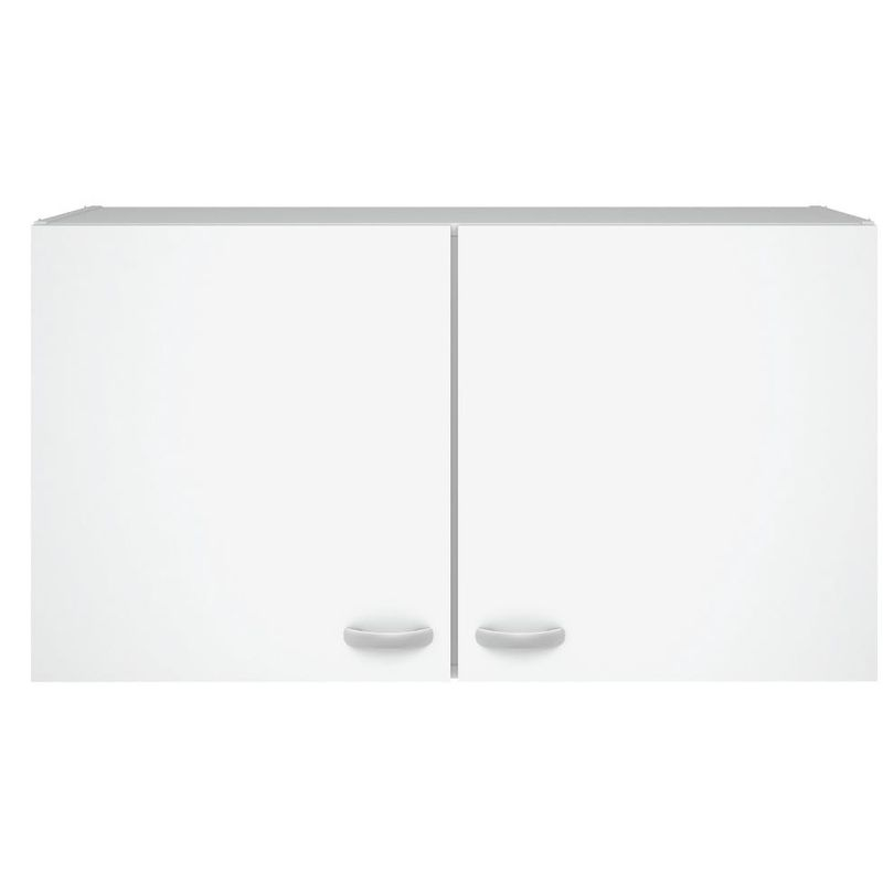 Kit Pensile mobile per cucina componibile 2 ante bianco arredamento 45511 49