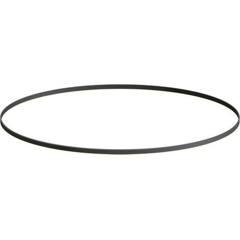 KIT - Perfil aluminio circular RING, Ø1500mm, negro