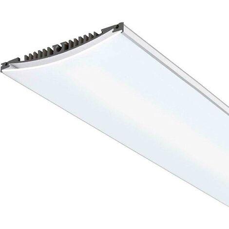 KIT - Perfil aluminio MULTIBIG para tiras LED, 2 metros