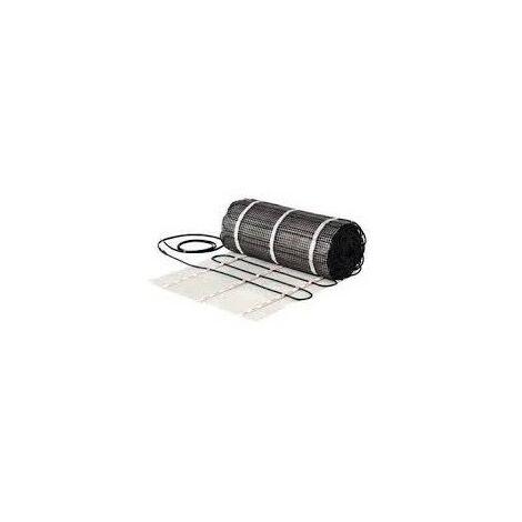 Kit plancher rayonnant électrique ECinfracable 100T - 100W/m2 - 1190W - 78ML - 11.7m2
