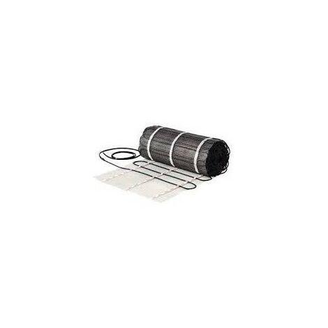 Kit plancher rayonnant électrique ECinfracable 100T - 100W/m2 - 145W - 11ML - 1.6m2