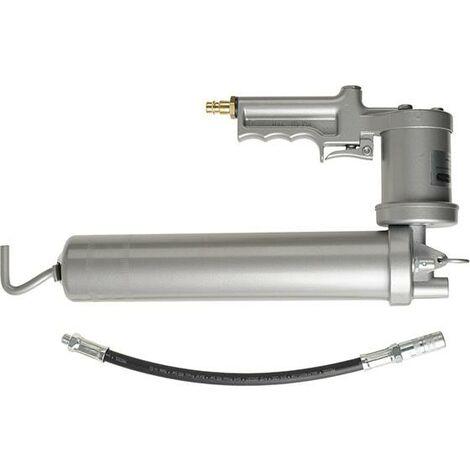 Kit pompe à graisse pneumatique cartouche 400g 500ccm PRESSOL 1 PCS