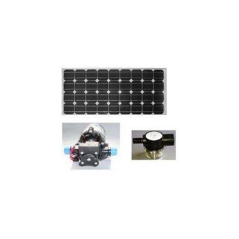 Kit pompe solaire de surface SHURFLO sans batterie