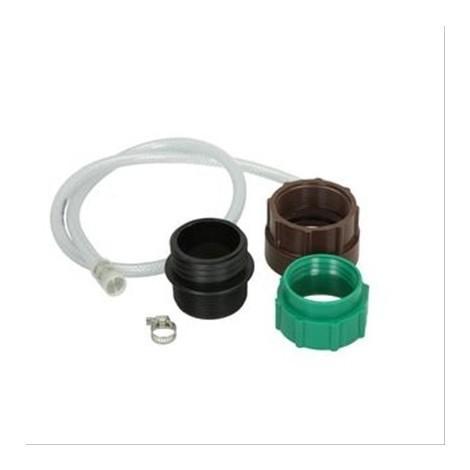 Kit pour adaptateur sur bidon DIN/DN. Indispensable avec la pompe