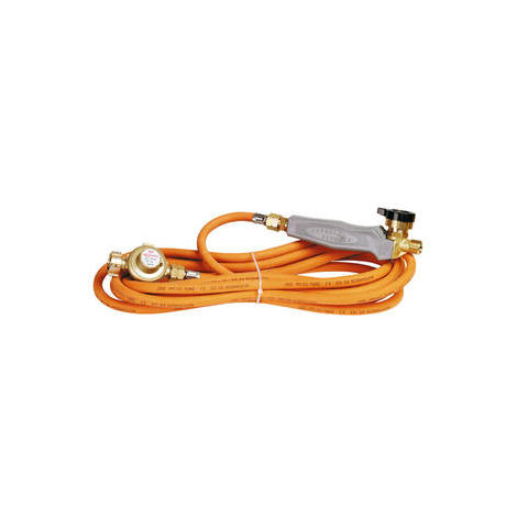 Kit pour couvreur GUILBERT EXPRESS Manche de chalumeau + Tuyau de 4.75m + détendeur 2 bar - 6025