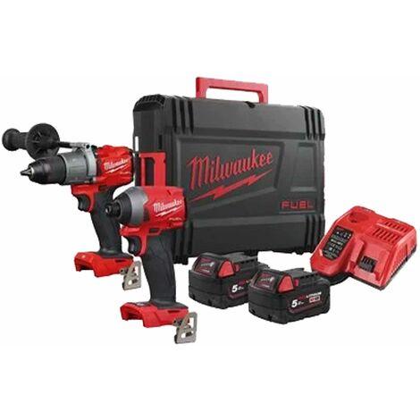 Kit Power Pack Fuel Milwaukee M18 FPP2A2-502P