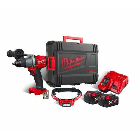 Kit Power Pack Milwaukee M18 PP2A-502X