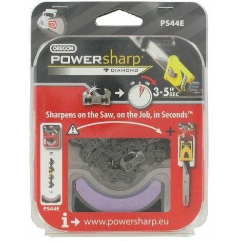 Kit Powersharp&reg Avec Chaîne + Pierre D'affûtage