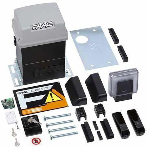 Kit Pratico Faac Hydraulique Complete Coulissant 600kg 230v Safe