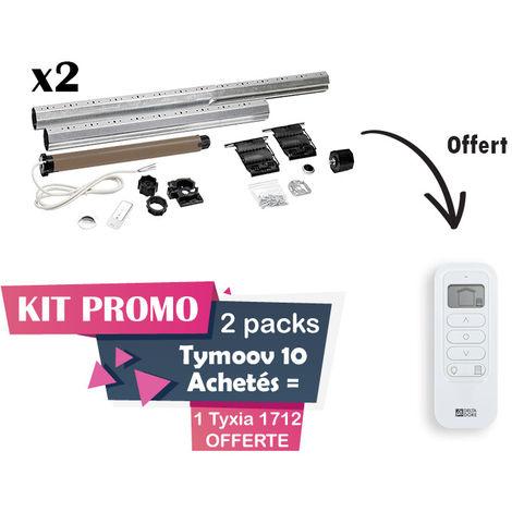 Kit Promo 2 packs Tymoov 10 radio achetés + 1 Tyxia 1712 offerte / Deltadore
