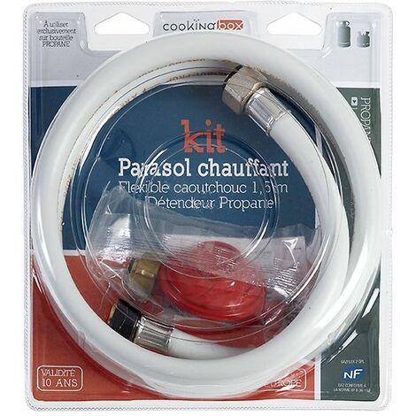 Kit Propane pour parasol chauffant à gaz FAVEX