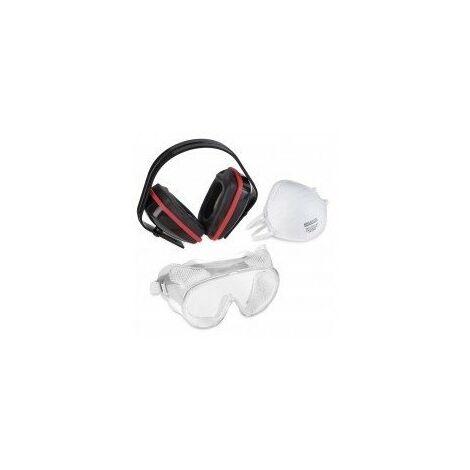 Kit protect masque/lunette/casqukrts60001