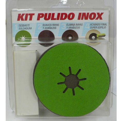 KIT PULIDO INOX.MUSSOL