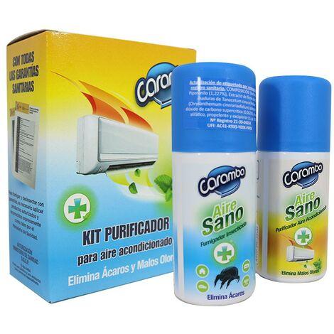 Kit purificador aire acondicionado Caramba