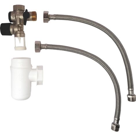 Kit racc. chauffe-eau avec GDS