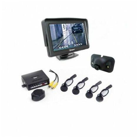Kit radar & vidéo de recul écran LCD 5'' 328.31