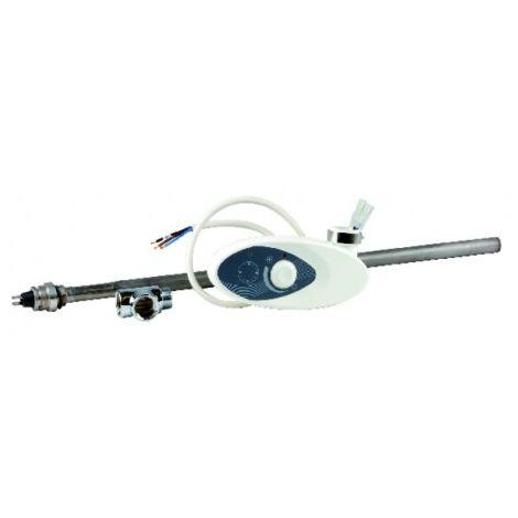 Kit radiador de la toalla - Kit 1250W blanco