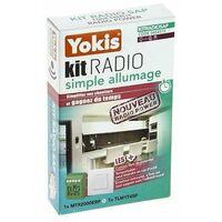 Kit Radio Simple Allumage Domotique Yokis