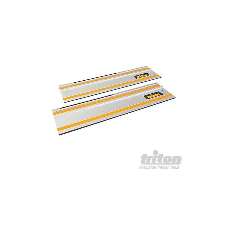 Triton - Kit rails et raccords, TTSTP Rails et raccords 2 x 700 mm, TTSTP Rails Et Raccords 2 X 700 Mm