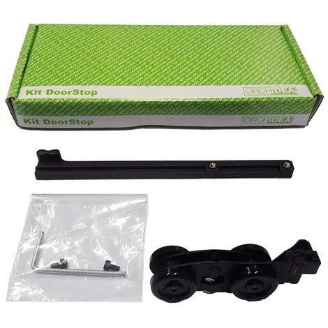 Kit ralentisseur Doorstop FIBROTUBI pour châssis à galandage - 92004007