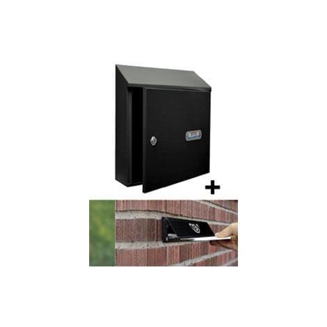 Kit recogecartas Negro Btv 415000