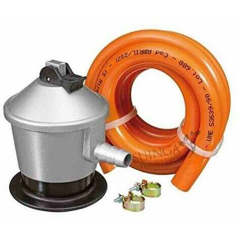 "main image of ""Kit Regulador Gas Butano y Propano"""